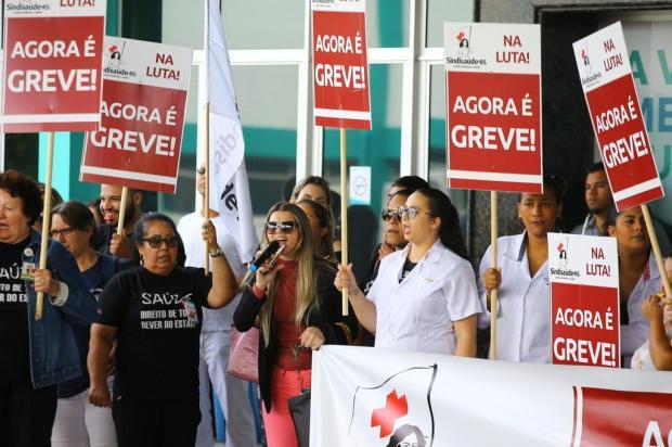 Greve reduz ritmo dos atendimentos na rede pública de saúde em Canoas Lauro Alves/Agencia RBS