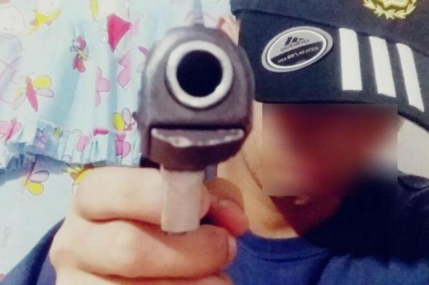 Áudios e imagens revelam ostentação, tráfico de armas e de drogas de facção do Vale do Sinos Polícia Civil/Divulgação