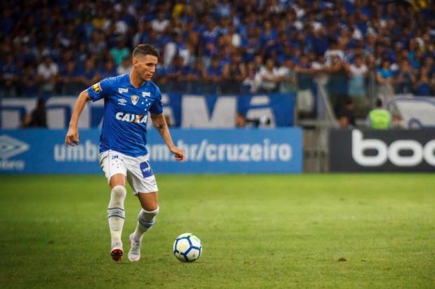 """Luciano Périco: """"Chegada de Thiago Neves pode resolver o buraco ofensivo com Luan mais avançado"""" Vinnicius Silva/Cruzeiro/Divulgação"""