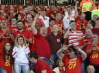 """Guerrinha: """"Vitória demonstra a aprovação de um trabalho que surtiu efeito no Brasileirão"""" Itamar Aguia/Divulgação"""