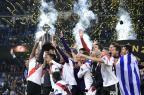 """Cléber Grabauska : """"Libertadores deste ano consagrou um campeão sem caráter"""" JAVIER SORIANO / AFP/AFP"""