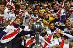 """Lelê Bortholacci: """"Com o River Plate na edição de 2019 da Libertadores, complica ainda mais"""" Gabriel Bouys / AFP/AFP"""