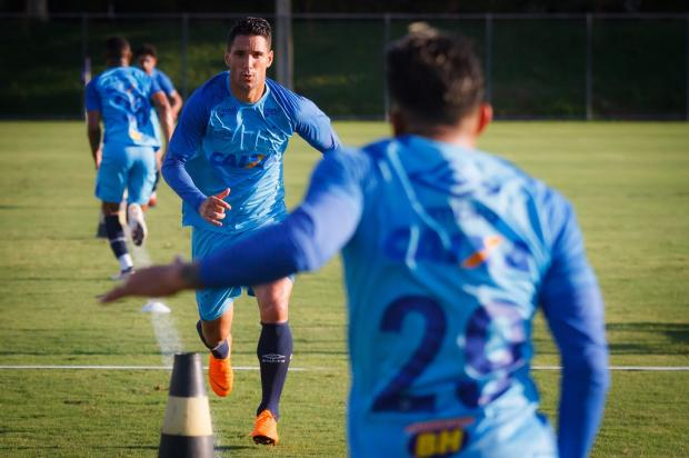 """Guerrinha: """"Thiago Neves é uma convicção do Grêmio e, principalmente, de Renato"""" Vinnicius Silva / Cruzeiro/Divulgação/Cruzeiro/Divulgação"""