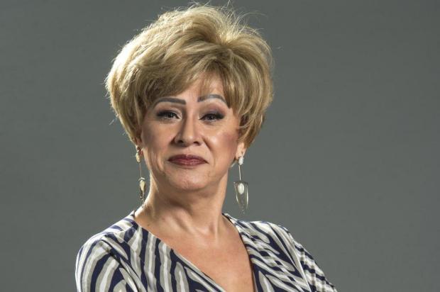 """Nany People comemora viver transexual em """"O Sétimo Guardião"""": """"É uma conquista, sim"""" Estevam Avellar/Rede Globo"""