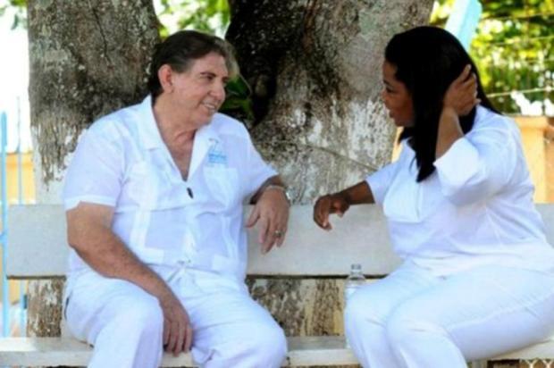 Oprah apaga vídeo de entrevista com João de Deus após denúncias de abuso sexual Divulgação/Divulgação