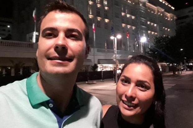 Bancária falou à polícia 12 horas antes de ser assassinada pelo ex-companheiro em Porto Alegre Arquivo pessoal/Arquivo pessoal