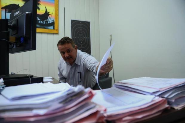 Polícia já ouviu 60 pessoas e inquérito sobre sumiço de gerente tem mais de 120 páginas Isadora Neumann/Agencia RBS