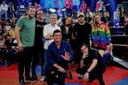 Campeões do Big Brother Brasil se reúnem em gravação do Altas Horas Marcos Mazini / TV Globo/TV Globo