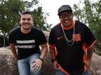 Conheça a dupla da Zona Sul que aposta em uma mistura de groove com hip hop Carlos Macedo/Agencia RBS