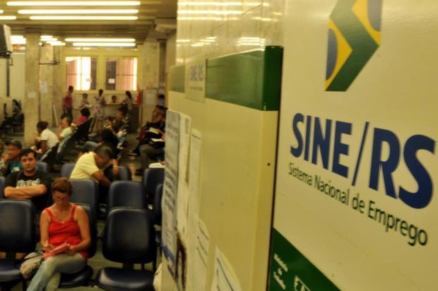 Agência do Sine no Centro de Porto Alegre não tem atendimento nesta quinta-feira Emílio Pedroso/Agencia RBS