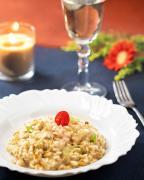 Aprenda a fazer duas receitas para o Natal: risoto de costela suína e sorvete de panetone Supper Rissul / Divulgação/Divulgação