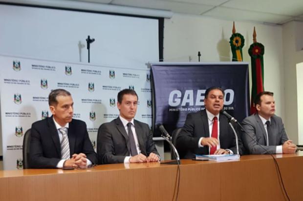 """Cléber Grabauska: """"O que o MP está fazendo é inédito no futebol brasileiro"""" Leonardo Oliveira / Agência RBS/Agência RBS"""