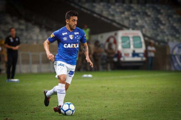 """Cléber Grabauska: """"Talvez, para fechar negócio por Luan, Cruzeiro precisaria ceder alguém como Robinho"""" Vinnicius Silva / Cruzeiro/Divulgação/Cruzeiro/Divulgação"""
