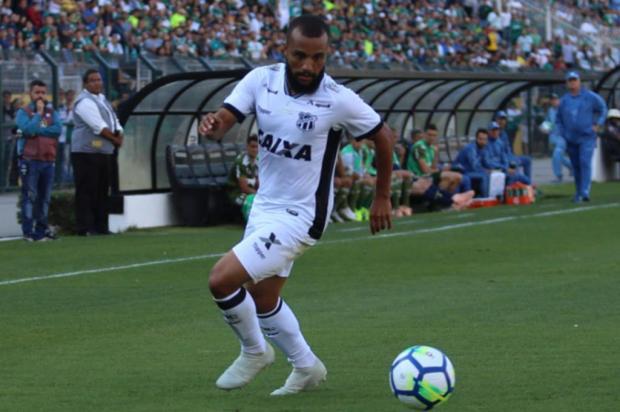 """Guerrinha: """"Parece que o Inter finalmente decidiu atacar seu maior problema"""" Divulgação/Ceará"""
