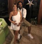 Ex-vocalista do grupo O Rappa, Marcelo Falcão anuncia que vai ser pai de novo Reprodução/Instagram