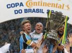 Gustavo Manhago: Grêmio e zagueiro Gabriel encontram boa saída para o futuro FERNANDO GOMES / AG¿?NCIA RBS/AG¿?NCIA RBS