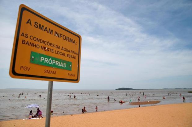Dicas para garantir segurança e saúde no banho de água salgada ou doce neste verão Fernando Gomes/Agencia RBS