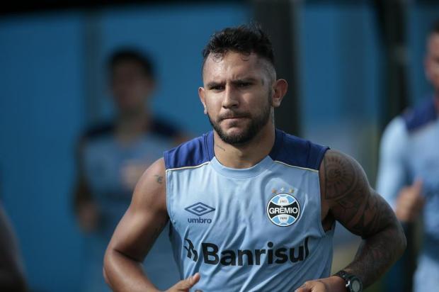 """Cacalo: """"Fiquei bastante satisfeito com as palavras do argentino Montoya"""" André Ávila/Agencia RBS"""