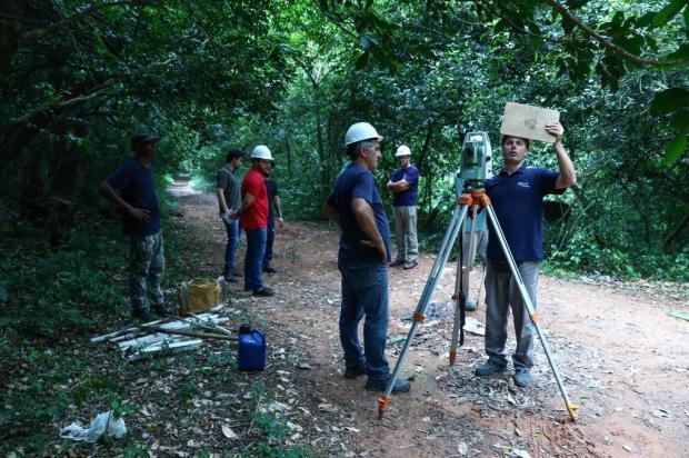 No meio do mato, construtora inicia obra do presídio de Sapucaia do Sul Isadora Neumann/Agencia RBS