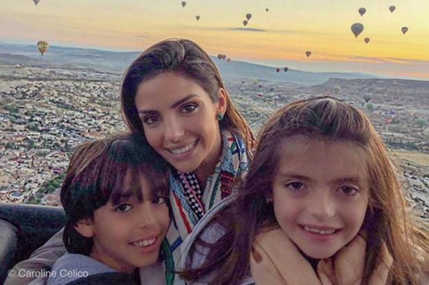 Carol Celico fala sobre fim do casamento com Kaká e manda recado para o ex e a noiva Reprodução/Instagram