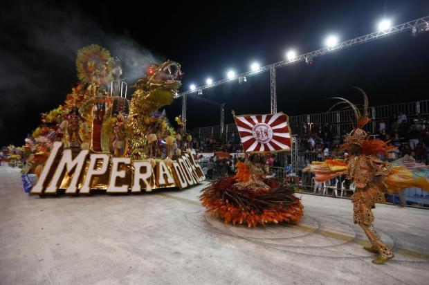 Carnaval terá desfile de escolas de samba em 2019 Camila Domingues/Especial