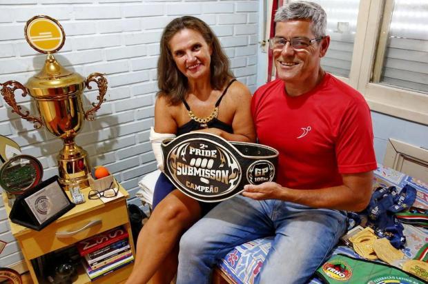 """""""É pavão, onde tem dança, ele aparece"""", afirma pai de Fábio Alano, o gaúcho do """"BBB 19"""" Robinson Estrásulas/Agencia RBS"""
