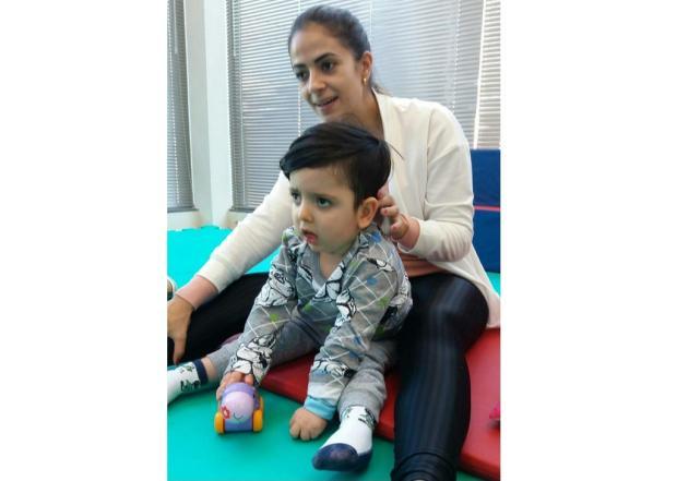 Família de Novo Hamburgo faz campanha em prol de tratamento do filho na Tailândia LeitorDG / Arquivo Pessoal/Arquivo Pessoal
