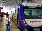 Tarifa da Trensurb vai custar R$ 4,20 a partir de março Robinson Estrásulas/Agencia RBS