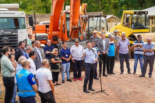 Duplicação na zona norte de Porto Alegre é retomada depois de quase dois anos parada Jefferson Bernardes/PMPA