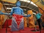 A expectativa dos amantes do Carnaval com o retorno dos desfiles ao Porto Seco Júlio Cordeiro/Agencia RBS