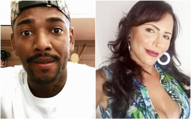 """Após críticas, Nego do Borel pede desculpas por chamar mulher transexual de """"homem gato"""" Reprodução / Instagram/YouTube/Instagram/YouTube"""