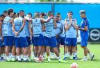 Cacalo: sem surpresas na lista do Grêmio para a Libertadores Lucas Uebel / Grêmio/Divulgação/Grêmio/Divulgação