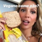"""Luisa Mell critica Tiago Leifert após brincadeira com vegana no """"BBB 19"""": """"Me pareceu estar pouco informado"""" Reprodução/Instagram"""