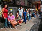Primeiro dia de vendas de camarotes para o Carnaval gera filas no Centro Omar Freitas/Agencia RBS