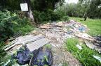 Parque Chico Mendes, em Porto Alegre, vira local de descarte de lixo e animais mortos Ronaldo Bernardi/Agencia RBS