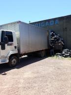 Três meses depois, lixo volta a ser recolhido nas prisões de Charqueadas Susepe/Divulgação
