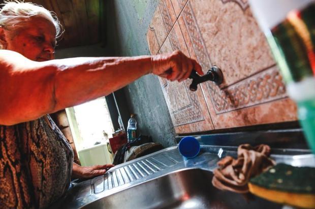 """Falta de água em Porto Alegre foi prevista em 2011: """"Obra nunca foi feita"""", diz diretor-geral do Dmae Omar Freitas/Agencia RBS"""