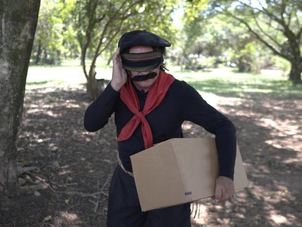 """Guri de Uruguaiana dá o seu pitaco sobre Bird Box: """"Nãosobreviverianeste filme."""" Fabrício Eckhard / Divulgação/Divulgação"""