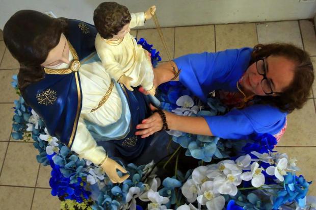 Confira histórias de fé de duas devotas de Nossa Senhora dos Navegantes Tadeu Vilani/Agencia RBS