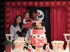 Criminosos cogitaram invadir festa de menina de 1 ano para matar desafeto Arquivo Pessoal/Divulgação