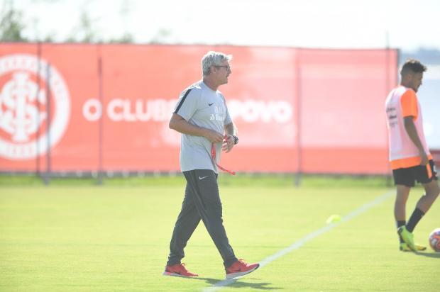 """Lelê Bortholacci: """"A tranquilidade para Odair Hellmann seguir testando"""" Ricardo Duarte / Inter/Divulgação/Inter/Divulgação"""