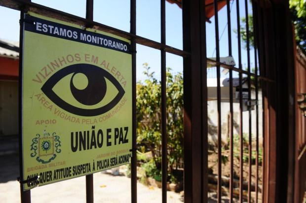 Rede de informações e avisos em frente às casas: como moradores de Cachoeirinha se uniram contra violência Ronaldo Bernardi/Agencia RBS