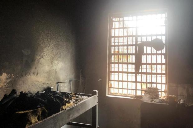 Incêndio em presídio feminino de Porto Alegre deixa 26 pessoas feridas Arquivo Pessoal/Arquivo Pessoal