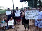 Comunidade se mobiliza contra aterro sanitário em Viamão Carlos Macedo/Agencia RBS