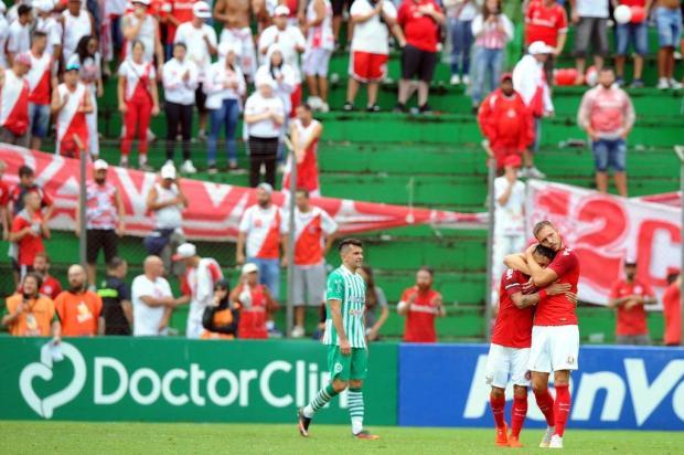 """Lelê Bortholacci: """"Vitória contra o Juventude mostrou muitas coisas positivas"""" Felipe Nyland/Agencia RBS"""