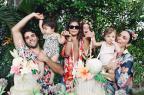 Ivete Sangalo comemora aniversário das filhas gêmeas Instagram / Reprodução/Reprodução