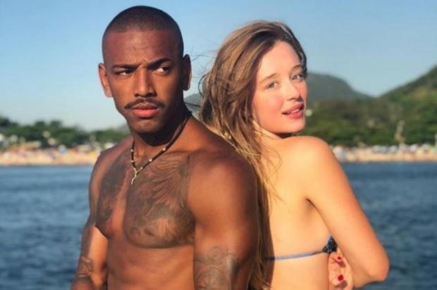 Em meio a polêmicas, Nego do Borel assume namoro com a influencer Duda Reis Reprodução/Instagram