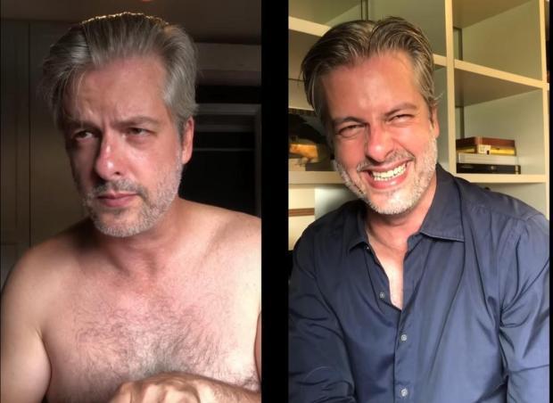 """Victor Chaves ironiza denúncia de agressão e declarações do irmão Léo: """"São 42 anos de briga"""" Reprodução/Instagram"""