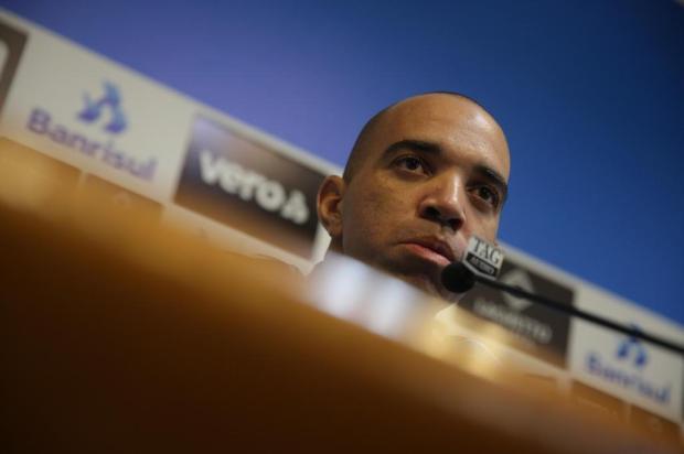 Luciano Périco: Tardelli precisará dar respostas dentro de campo Camila Domingues/Agencia RBS