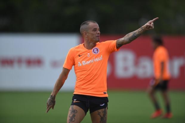 Guerrinha: a continuidade de D'Alessandro é obrigatória para o Inter Ricardo Duarte / Inter/Inter